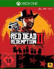 Cover von Red Dead Redemption 2