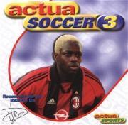 Cover von Actua Soccer 3