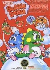 Cover von Bubble Bobble