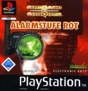 Cover von Command & Conquer  - Alarmstufe Rot