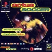 Cover von Actua Soccer