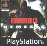 Cover von Resident Evil 3 - Nemesis