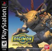Cover von Digimon World