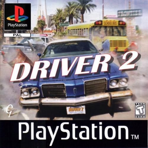 Driver (uk) cheats für gamebuster-codes für playstation (pal.