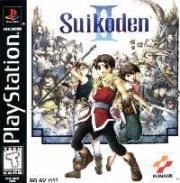 Cover von Suikoden 2