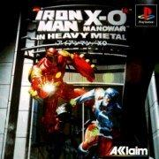 Cover von Iron Man / X-O Manowar in Heavy Metal