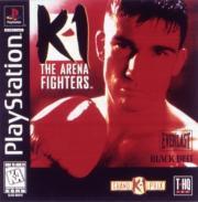Cover von K-1 The Arena Fighters