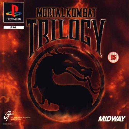 Mortal kombat trilogy screenshots for playstation mobygames.