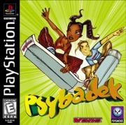 Cover von Psybadek