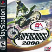 Cover von Supercross 2000