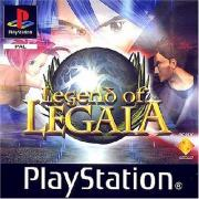 Cover von Legend of Legaia