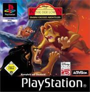 Cover von Der König der Löwen - Simbas großes Abenteuer