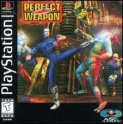 Cover von Perfect Weapon