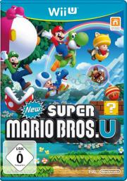 Cover von New Super Mario Bros. U