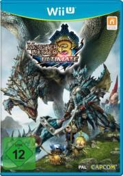 Cover von Monster Hunter 3 Ultimate
