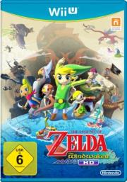 Cover von The Legend of Zelda - The Wind Waker HD