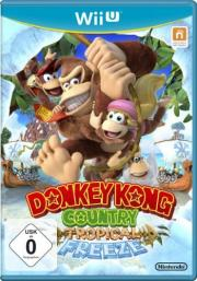 Cover von Donkey Kong Country - Tropical Freeze