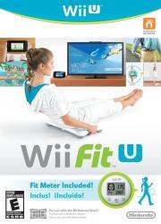 Cover von Wii Fit U