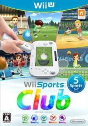 Cover von Wii Sports Club