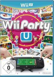 Cover von Wii Party U