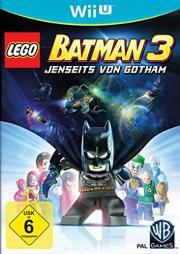 Cover von Lego Batman 3 - Jenseits von Gotham
