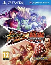 Cover von Street Fighter X Tekken
