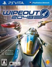 Cover von Wipeout 2048