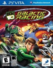 Cover von Ben 10 - Galactic Racing