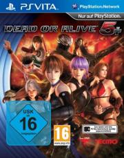 Cover von Dead or Alive 5 Plus