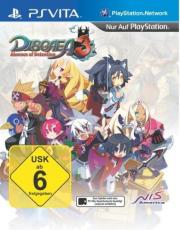 Cover von Disgaea 3 - Absence of Detention