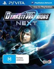 Cover von Dynasty Warriors Next