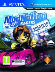 Cover von ModNation Racers - Road Trip