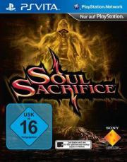 Cover von Soul Sacrifice