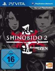 Cover von Shinobido 2 - Revenge of Zen
