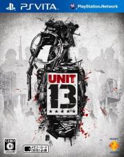 Cover von Unit 13
