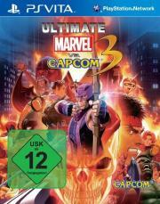 Cover von Ultimate Marvel vs. Capcom 3