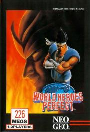 Cover von World Heroes Perfect