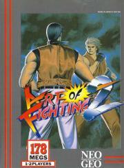 Cover von Art of Fighting 2