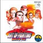 Cover von Art of Fighting 3