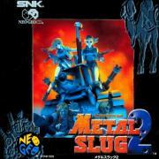 Cover von Metal Slug 2