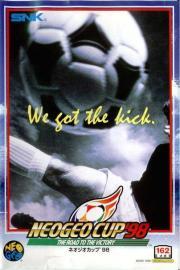 Cover von NeoGeo Cup '98
