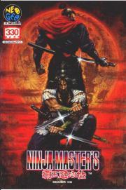 Cover von Ninja Masters
