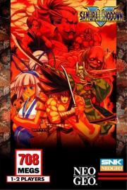 Cover von Samurai Shodown 5