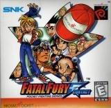 Cover von Fatal Fury - First Contact