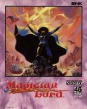 Cover von Magician Lord