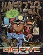 Cover von Miner 2049er