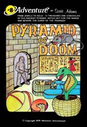 Cover von Pyramid of Doom