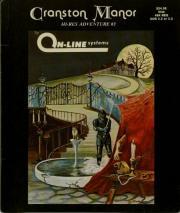 Cover von Cranston Manor