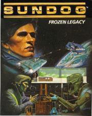 Cover von SunDog - Frozen Legacy