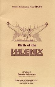 Cover von Birth of the Phoenix